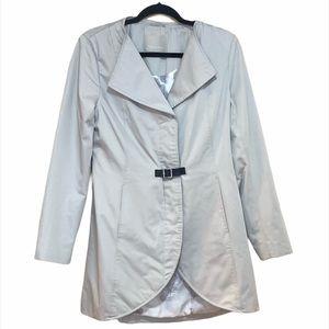 Soia & Kyo Grey Trench Coat